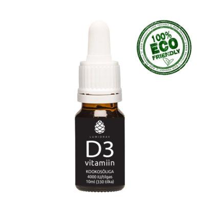 D3 vitamiin 4000IU