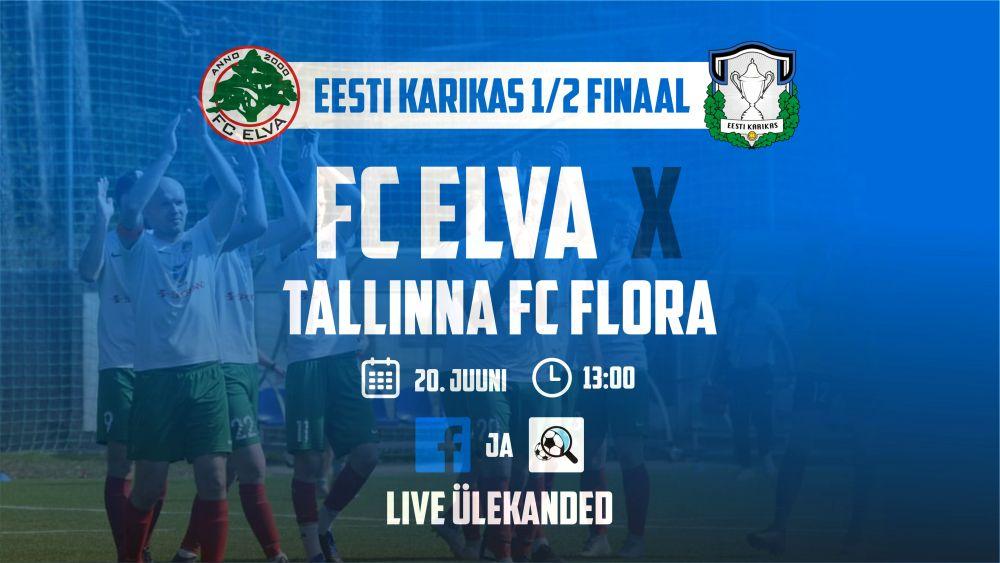 Lumiorav toetab FC Elvat